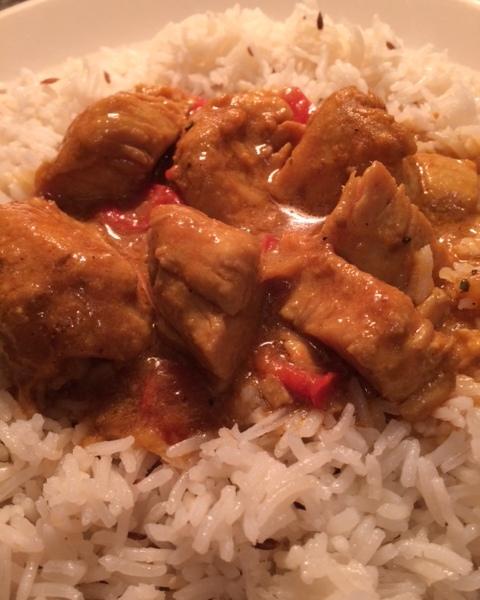 My Chicken Curry